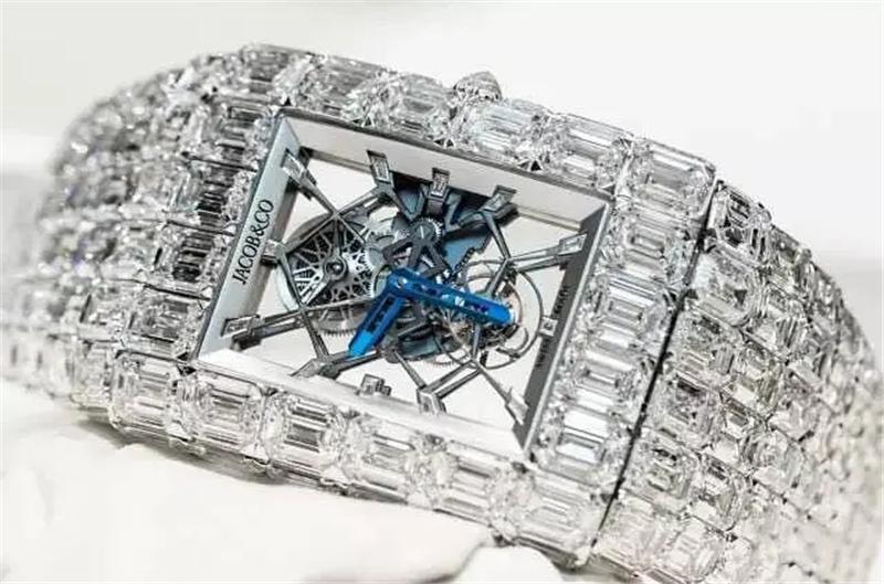 价值1.2亿的手表你见过吗?