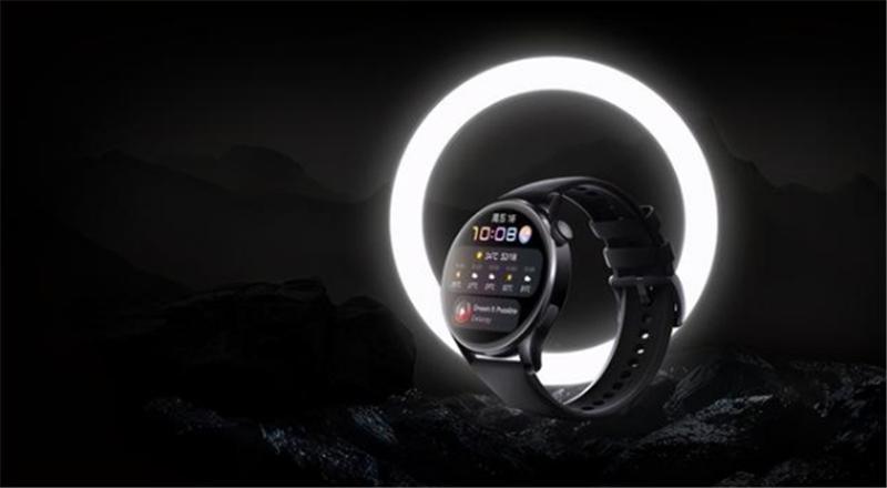 华为WATCH 3智能手表