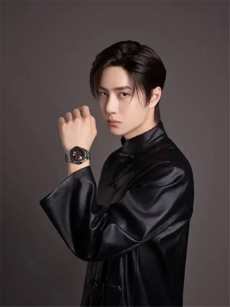 G-SHOCK新品腕表-王一博代言