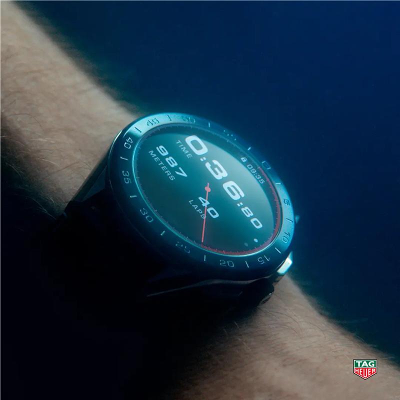 泰格豪雅全新CONNECTED智能腕表
