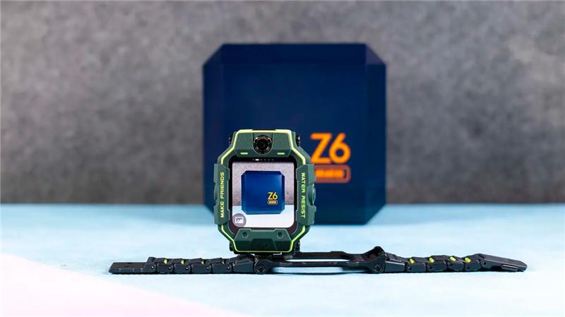 小天才Z6巅峰版-儿童手表