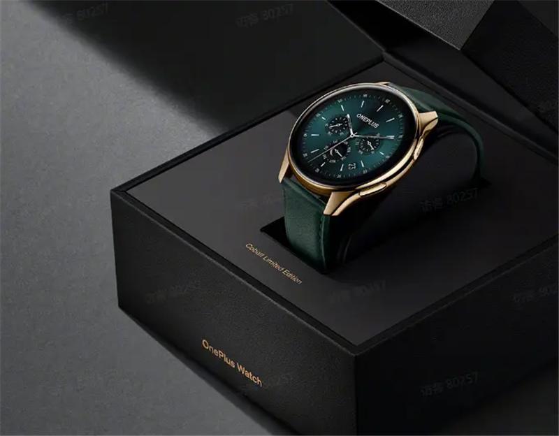 一加钴合金版智能手表