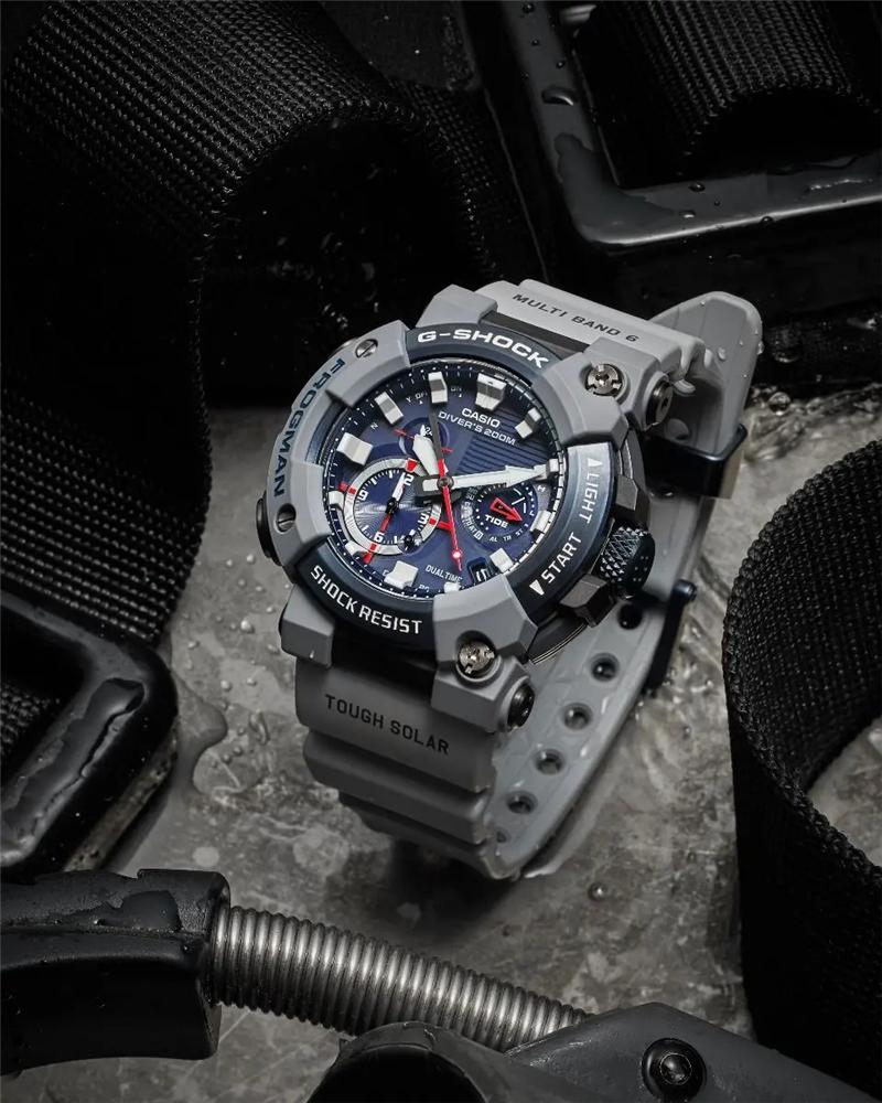 G-SHOCK推出跨界联名英国皇家海军ROYAL NAVY蛙人腕表