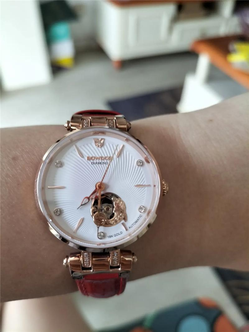 问喜欢啥物件,唯独偏爱手表