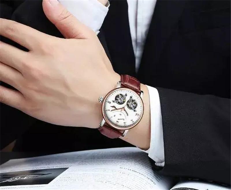 戴手表和不戴手表的区别