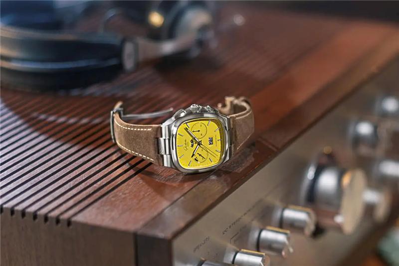 Rotonde de Cartier天体运转式神秘陀飞轮腕表