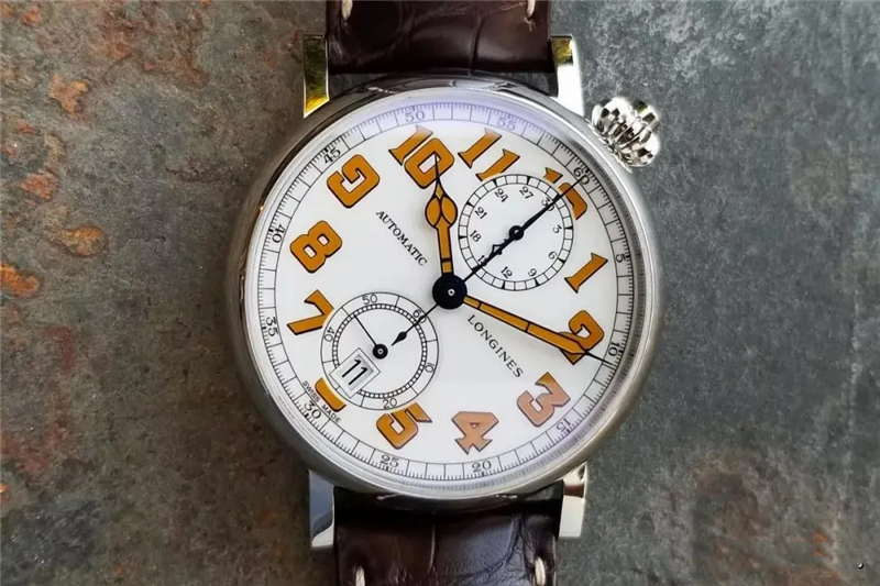 浪琴经典复刻系列1946手表
