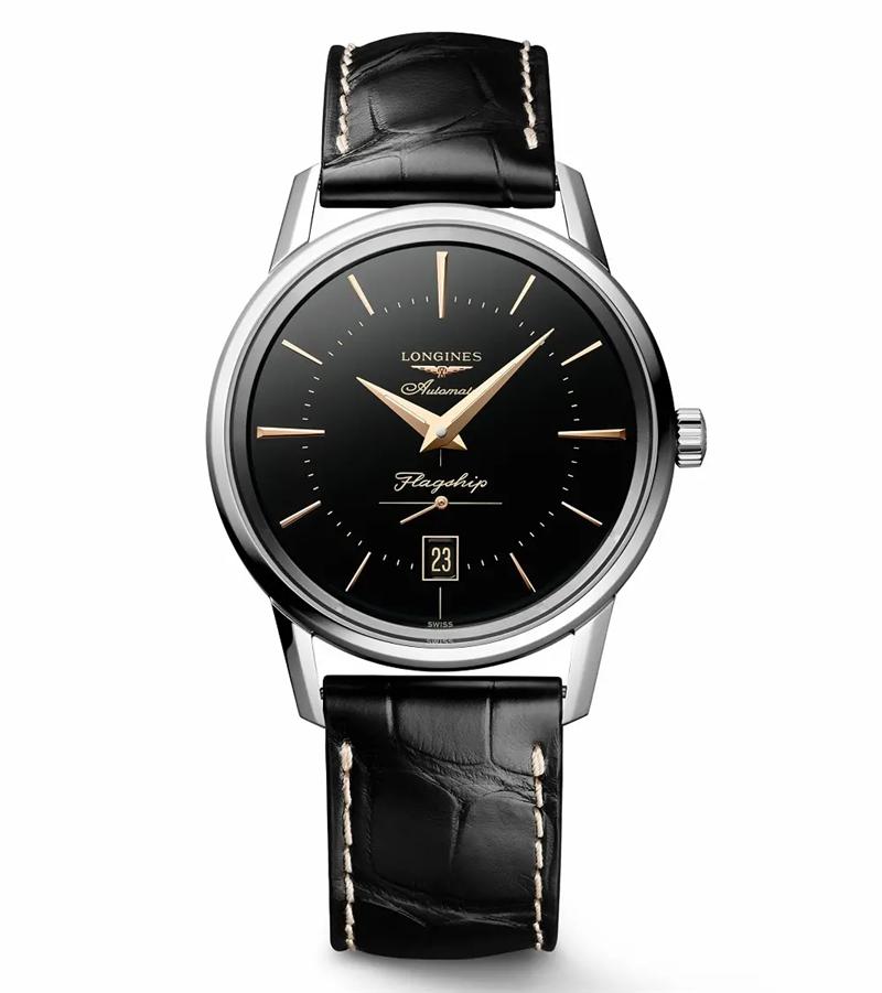 浪琴Longines今年发布了很多经典款的复刻腕表