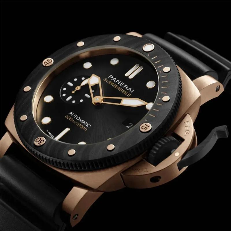近日,沛纳海推出了全新联名款腕表