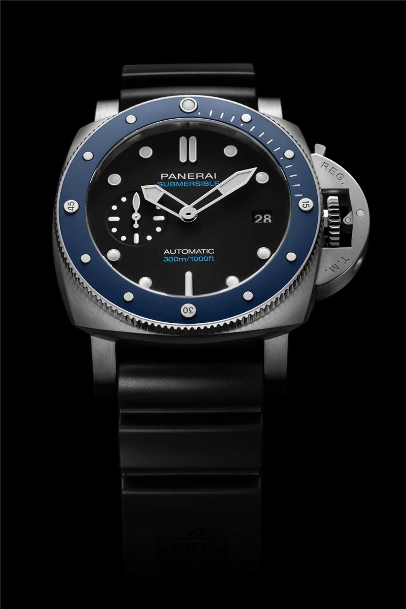 沛纳海推出了新款手表:Luminor Marina Carbotech
