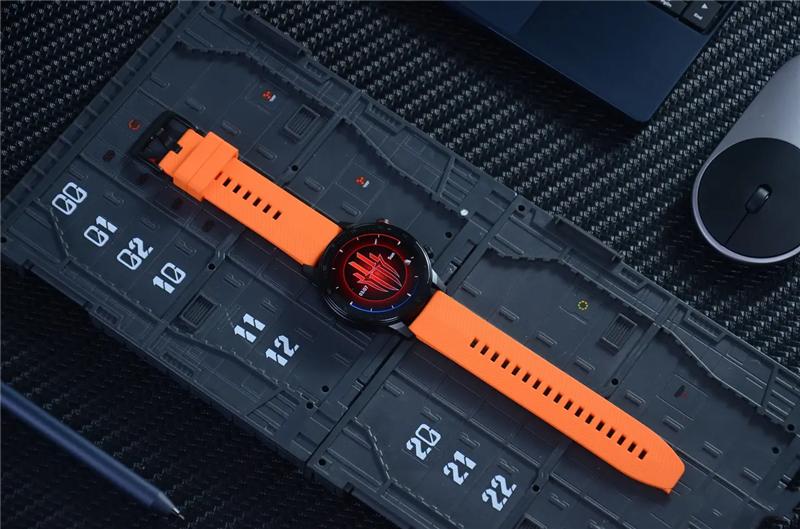 三星Galaxy Watch 4 Classic渲染图