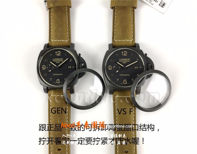 vs厂沛纳海441一眼假(vs沛纳海441对比正品)  第2张