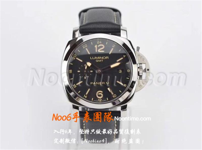 VS厂沛纳海531GMT双时区腕表(沛纳海双时针的使用)