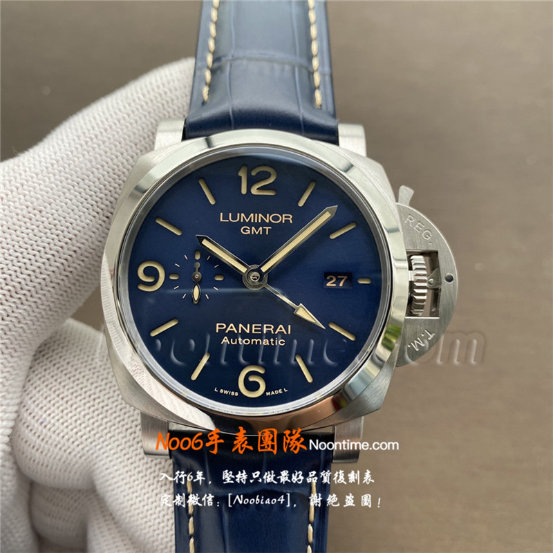 VS厂沛纳海1033「GMT」细节(VS厂沛纳海怎么样)